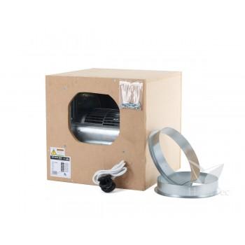 Caja iso-box hdf 550 m3/h cyclone