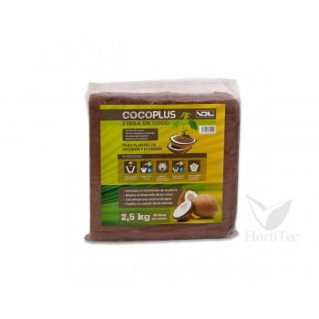 Ladrillo de coco 2,5 kg (40 l) vdl