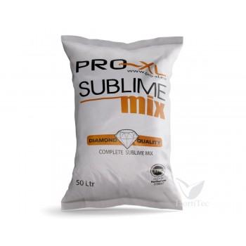 Sustrato sublime mix 50 l pro-xl